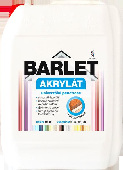 BARLET Akrylátový penetračný náter