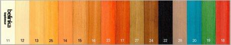 Lazúra Belinka Toplasur UV Plus - hrubovrstvová lazúra na drevo