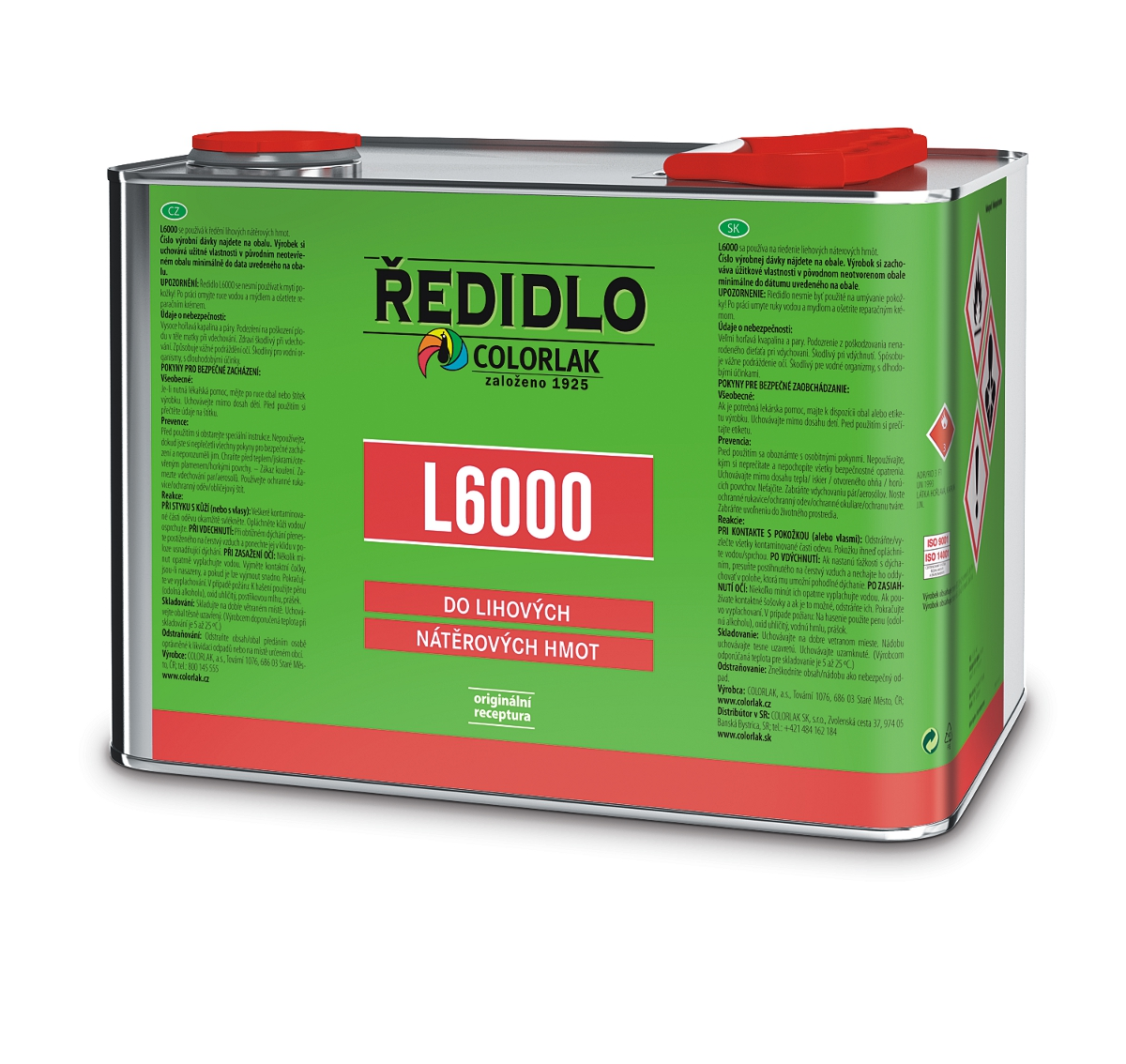 Riedidlo L-6000