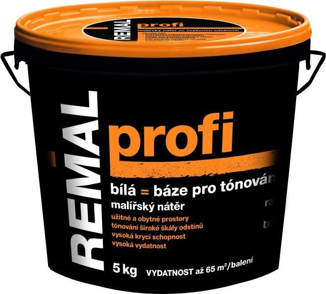 REMAL PROFI - interiérová farba