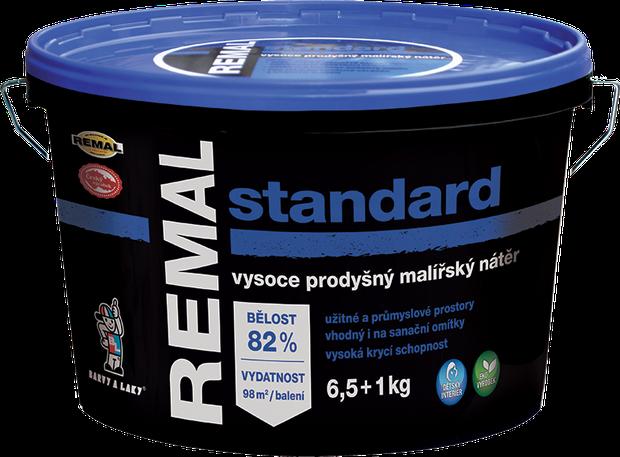 REMAL STANDARD - interiérová farba
