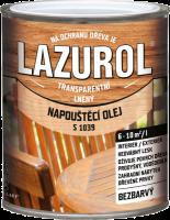 LAZUROL - NAPÚŠŤACÍ Olej - S 1039