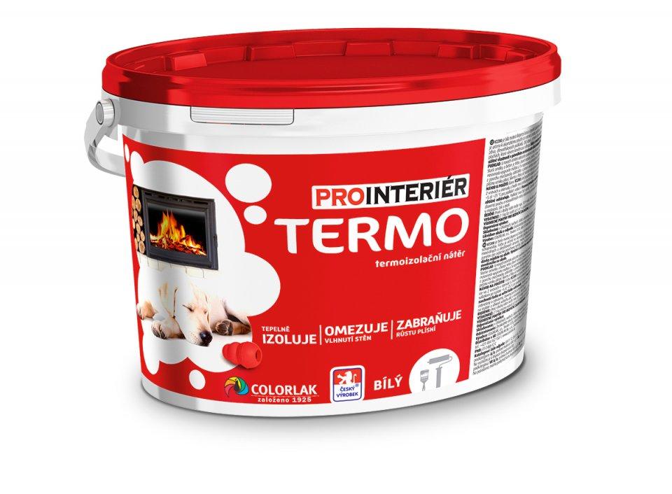 TERMO V-2200 - termoizolačná farba na steny