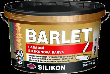 BARLET omietka silikónová ryhovaná - miešanie na zakázku