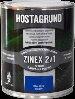 HOSTAGRUND ZINEX S2820 - farba 2v1 na ľahké kovy