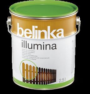 Belinka Illumina- zosvetľovacia lazúra na drevo