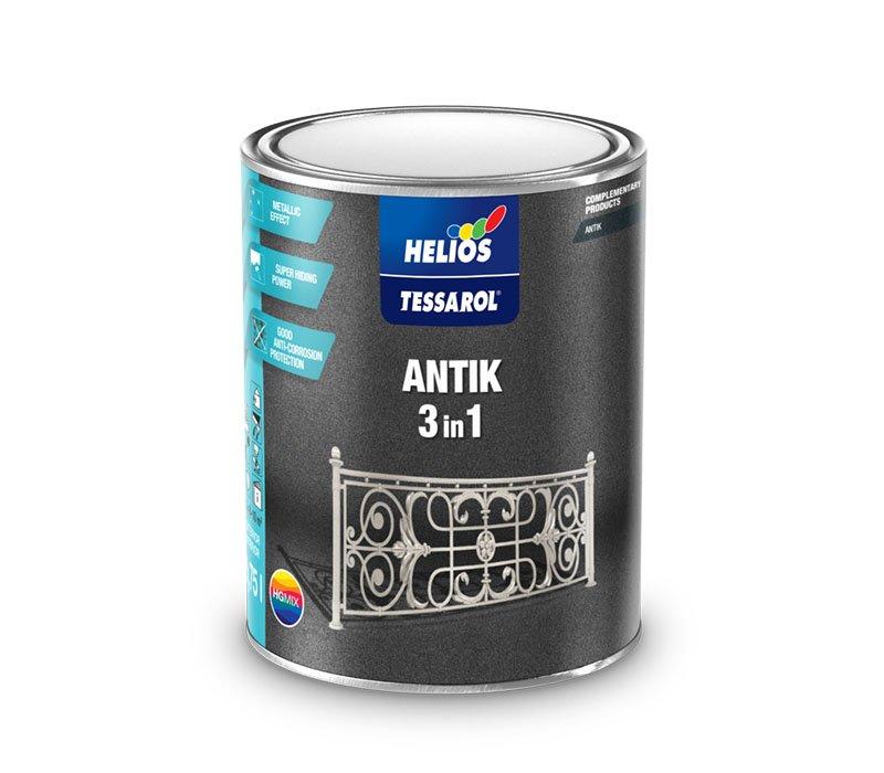 TESSAROL ANTIK - farba na umelecké kovanie
