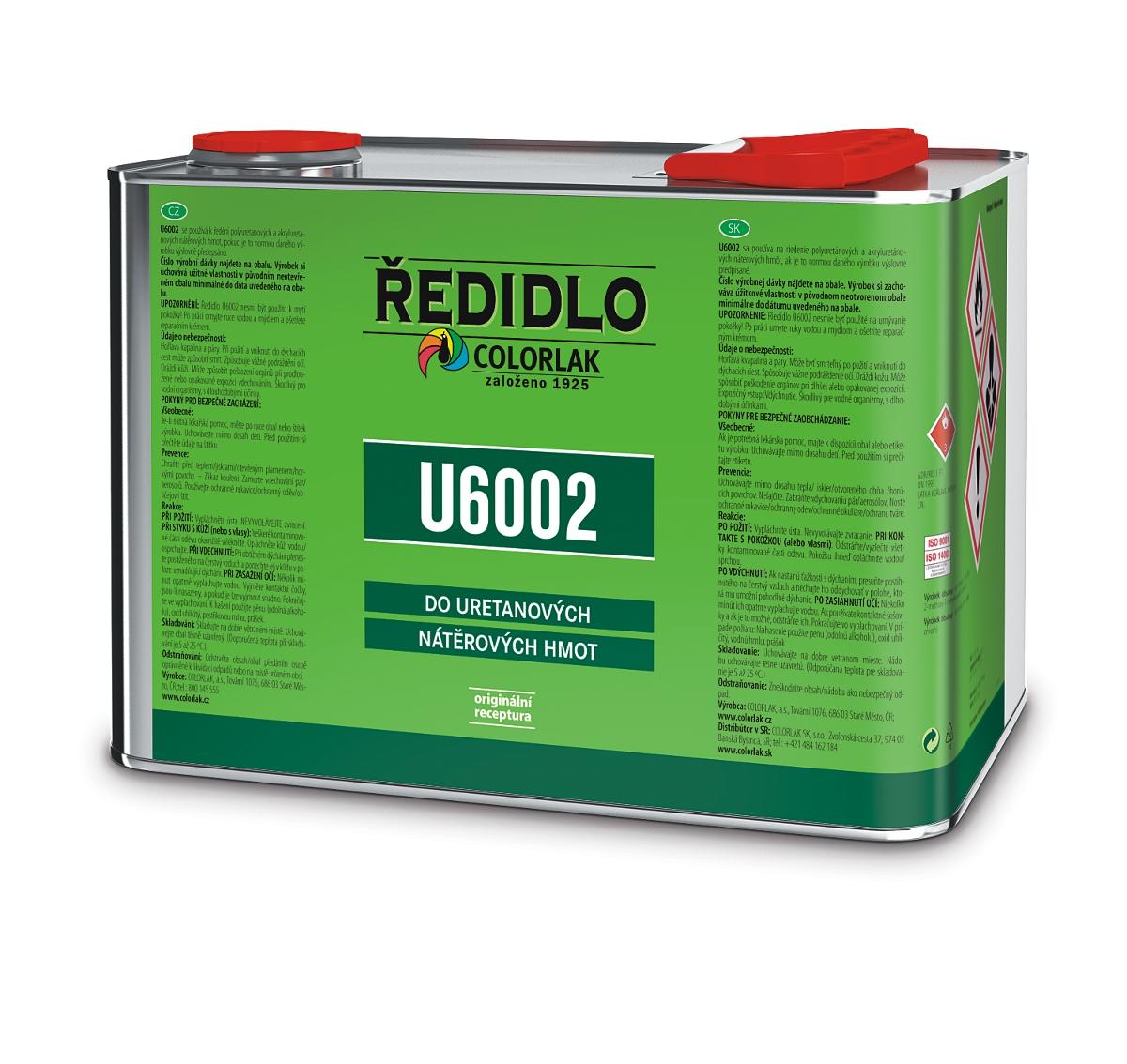 Riedidlo U-6002