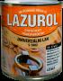 Lazurol S 1002 - Syntetický lak na drevo a lak na kov