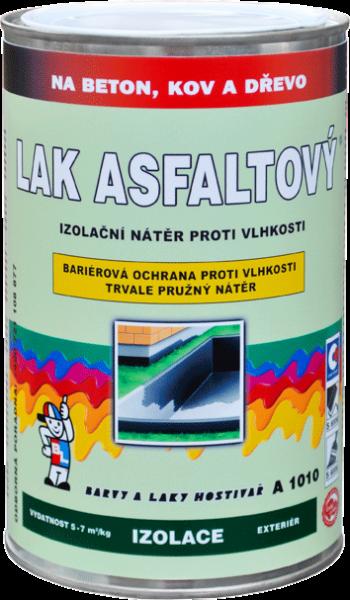 LAK ASFALTOVY A1010 - asfaltový lak