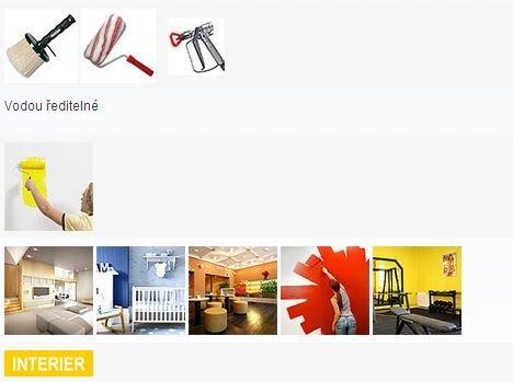 REMAL EKONOMIK - interiérová farba