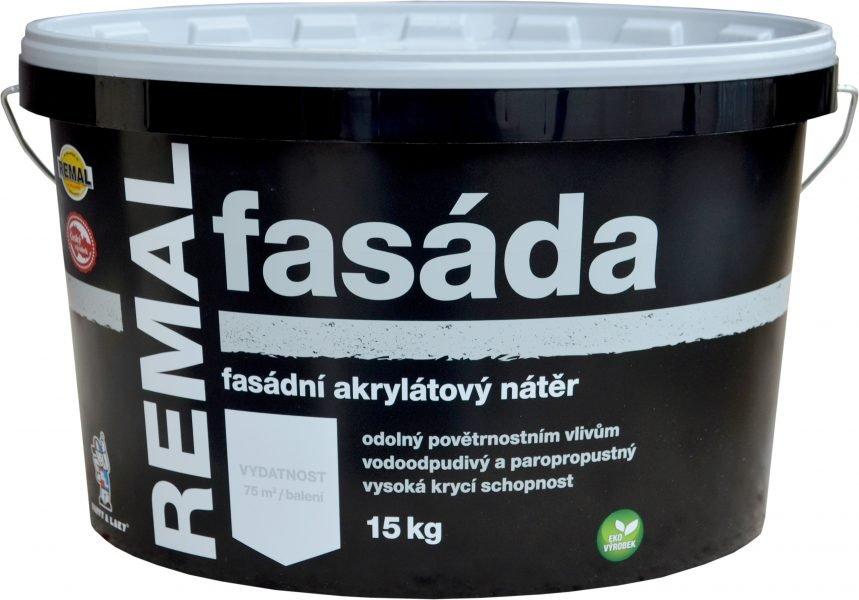 REMAL FASADA - fasádna farba