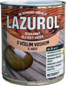 LAZUROL - S 1022 LAK S VČELÍM VOSKOM