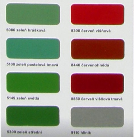 INDUSTROL S 2013 - vrchná syntetická farba