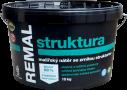 REMAL STRUKTURA - farba s hrubozrnnou štruktúrou