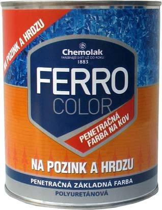 FERRO Color P - polyuretánová penetračná farba