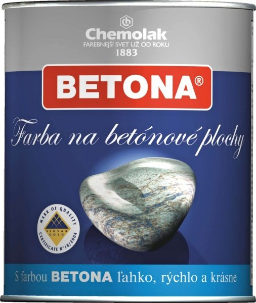 U 2043 BETONA - farba na betón
