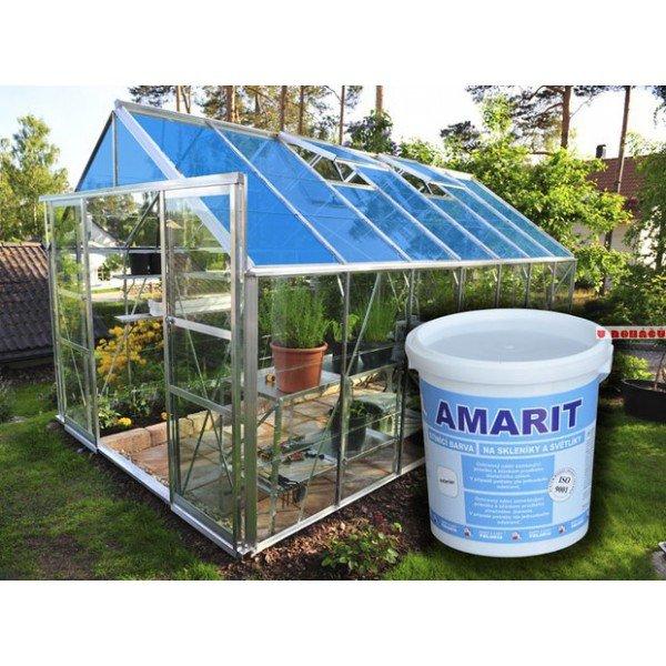AMARIT - Tieniaca farba na skleníky