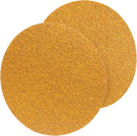 Brúsny disk na suchý zips - priemer 125