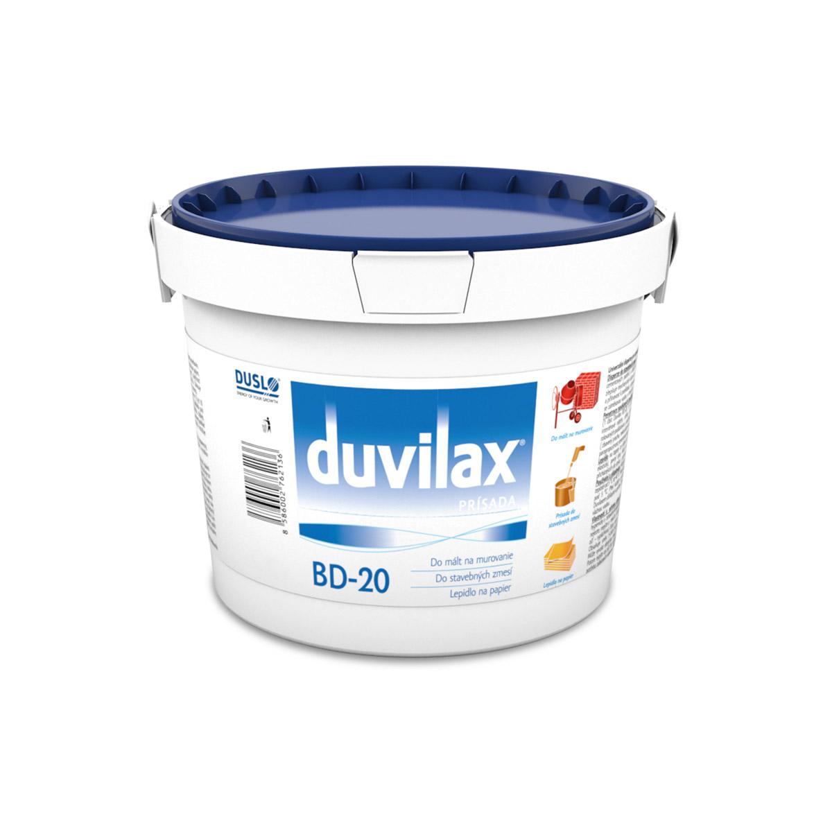 Lepidlo Duvilax BD 20 do omietok