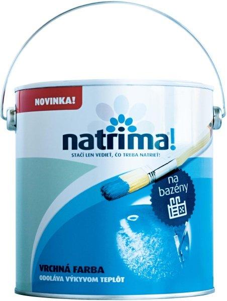 Natrima! na bazény