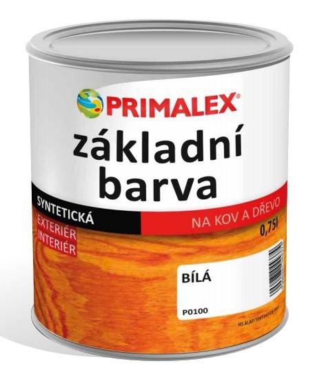 Primalex - základná farba na drevo