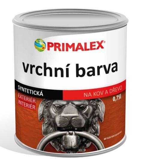 Primalex - vrchná syntetická farba