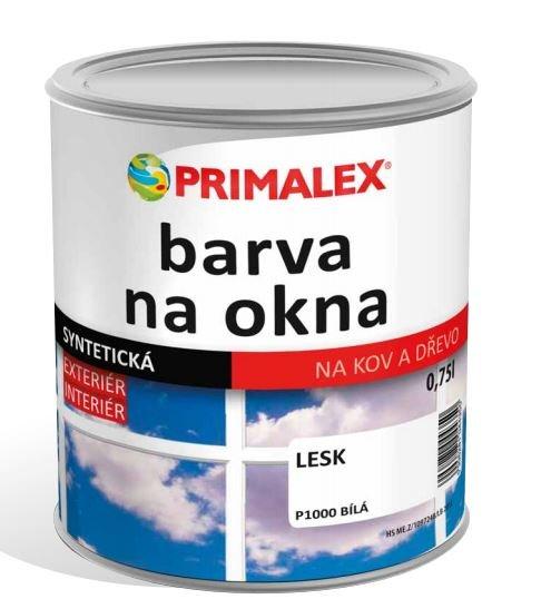 Primalex - farba na okná