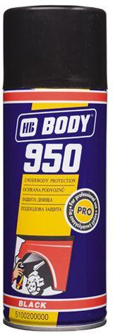 Body 950 protihluková farba