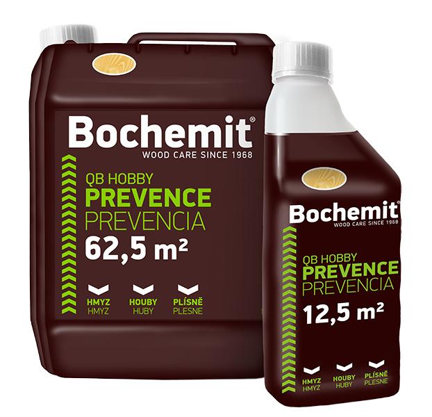 Bochemit QB Hobby - dlhodobá ochrana dreva