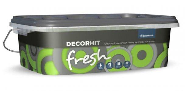 Decorhit Fresh - trendová interiérová farba