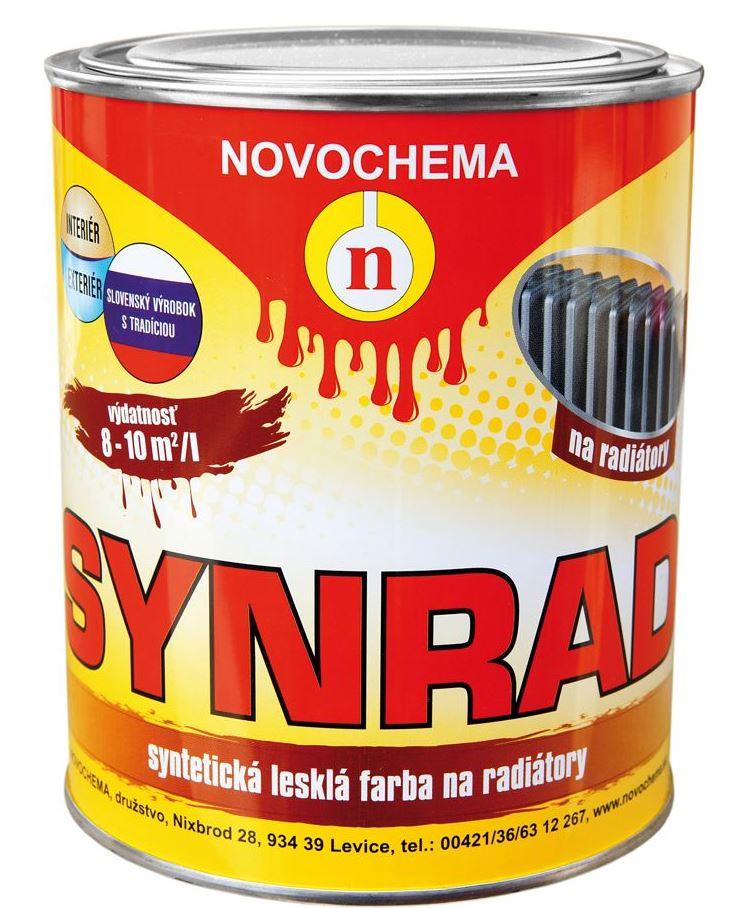 Email SYNRAD - farba na radiatory