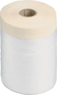 Fólia CQ s papierovou páskou