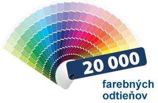 Balakryl UNI lesklý - univerzálna vrchná farba