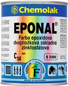S 2300 - Základná matná epoxidová farba