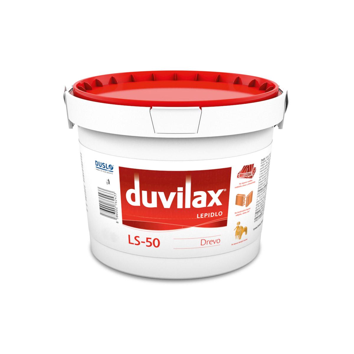 Lepidlo Duvilax LS-50 - interiérové lepidlo na drevo