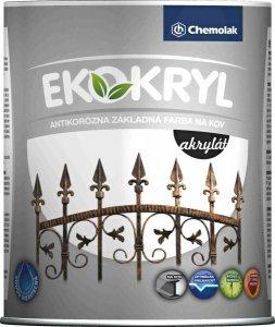 EKOKRYL Základ - základná vodouriediteľná farba