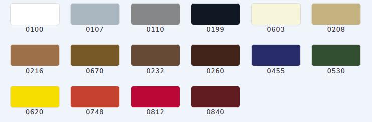 V 2045 EKOKRYL - matná farba na kov, drevo, omietky