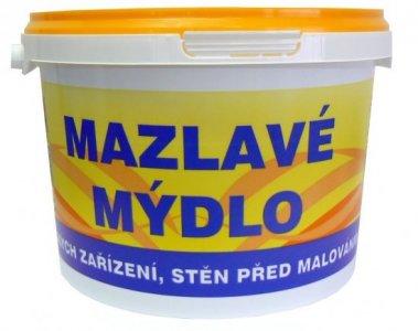Mydlo mazľavé 1kg Solvent