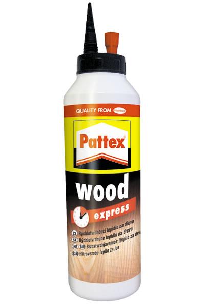 Lepidlo Pattex Wood Express