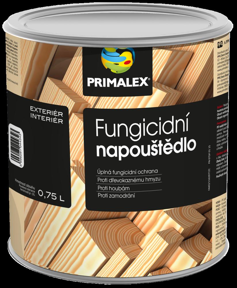 Primalex - napúštadlo na drevo