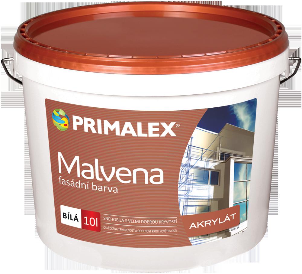 Primalex Malvena - fasádna akrylátová farba