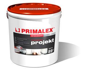 Primalex Projekt - kvalitná interiérová farba