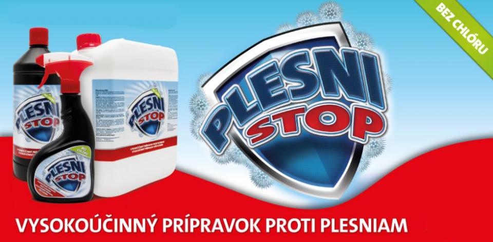 Fungicíd Plesnistop Nový