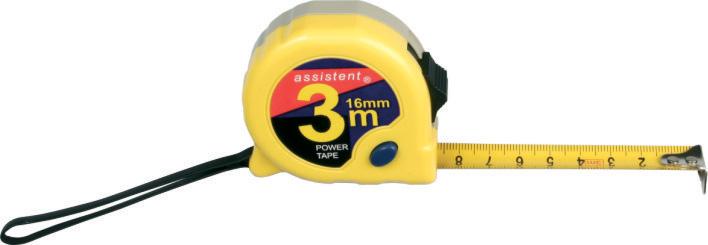 Meter zvinovací Asistent