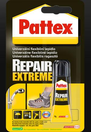 Lepidlo Pattex Repair Extreme