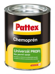 Pattex Chemoprén univerzál PROFI - univerzálne PROFI lepidlo