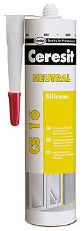 Ceresit CS16 neutrálny silikón