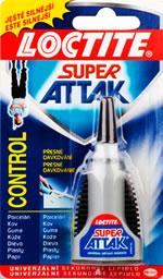 Loctite Super Attak Control 3g 3 g