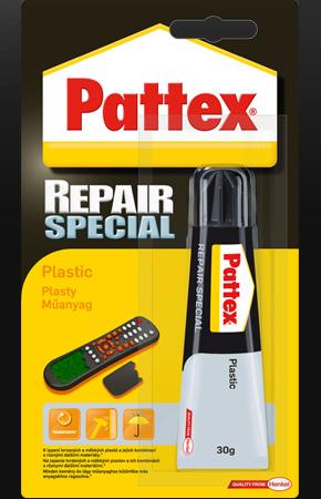Lepidlo Pattex Repair Special plasty